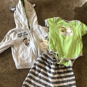 Other - Wee Play 3 piece outfit